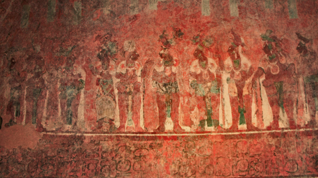 bonampak viviendo el tiempo maya